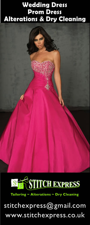 Tailoring Clothing Alterations Dry Cleaning Wedding Dresses